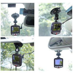 لرزشگیر دوربین خودرو فول اچ دی