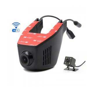 ویژگی دوربین خودرو وای فای دو لنزه