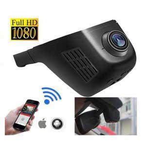 کاربرد دوربین خودرو وای فای دو لنزه