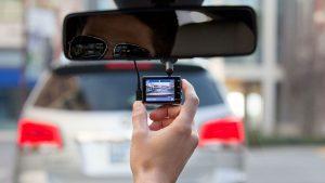 نمایشگر دوربین خودرو