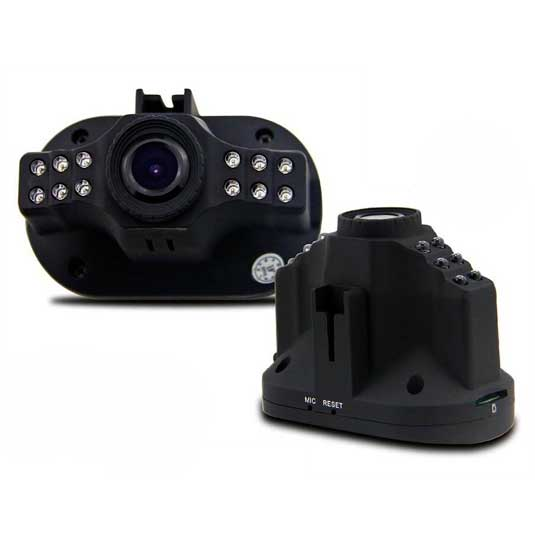 دوربین خودرو با یک لنز