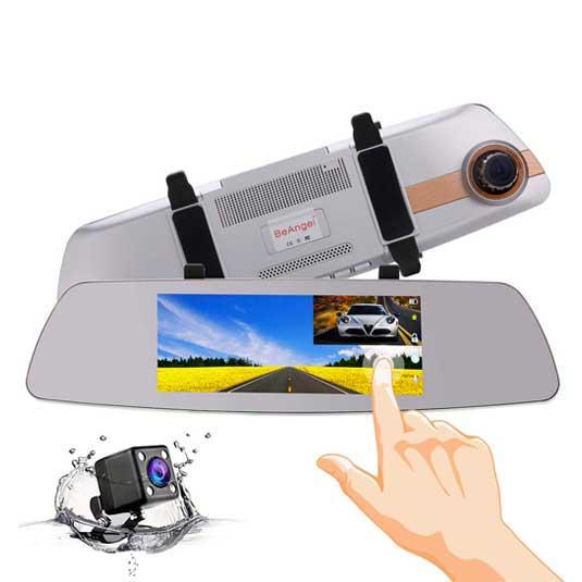 دوربین آینه ای هفت اینچ