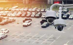 دوربین مداربسته پارکینگ