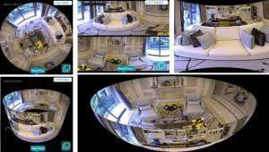 دوربین مداربسته سه بعدی