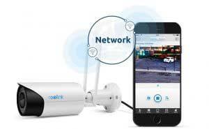 امنیت دوربین مداربسته و شبکه آن