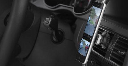 آموزش تصویری نصب دوربین خودرو وای فای دار