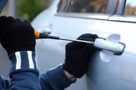 دزدی کردن از ماشین