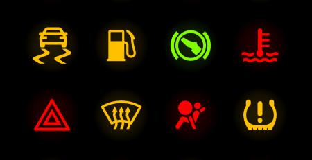 آشنایی با چراغ های پشت آمپر خودرو