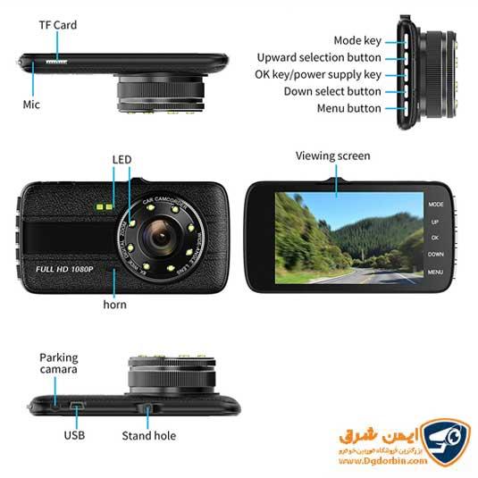 بهترین دوربین خودرو
