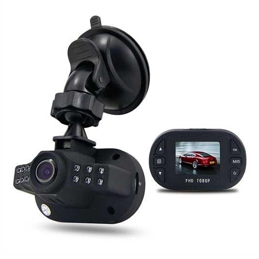 دوربین جلو خودرو دید در شب