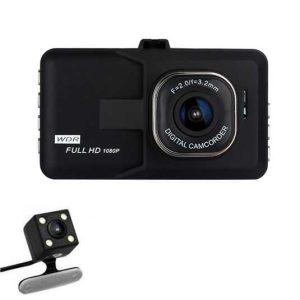 دوربین خودرو دو لنزه مناسب