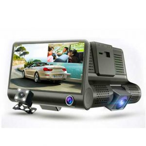 دوربین ماشین سه لنزه فول