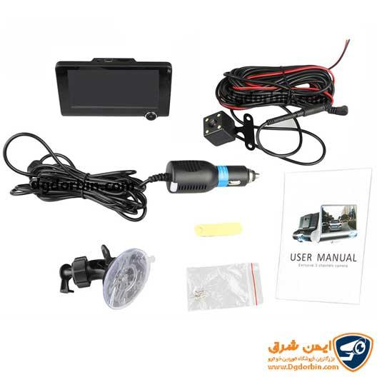 پک دوربین خودرو مدل S11