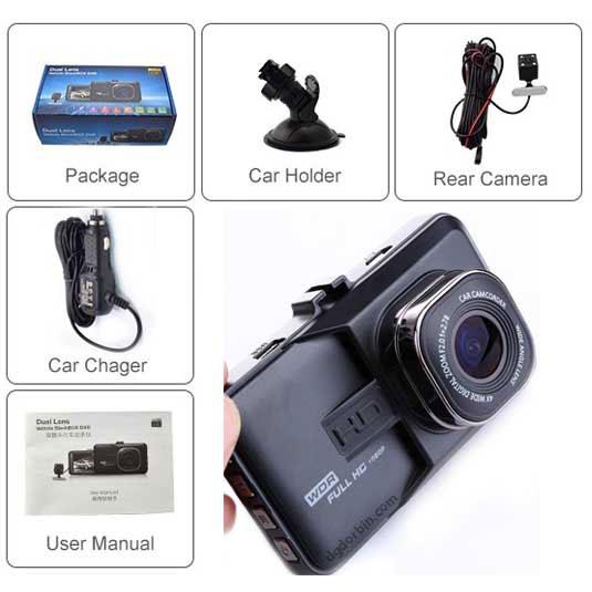 متعلقات دوربین جلو خودرو