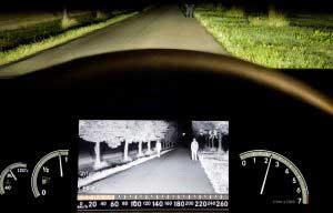 دوربین دید در شب خودرو و تاثیر آن بر کم شدن آمار تصادفات