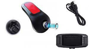نقد و بررسی دوربین خودرو دو لنزه چرخشی – کد ۲۴۰۰