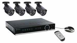 دستگاه DVR و انواع آن