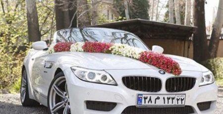 کاربرد دوربین خودرو در ماشین عروس