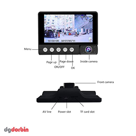 راهنمای-دوربین-خودرو-سه-لنزه