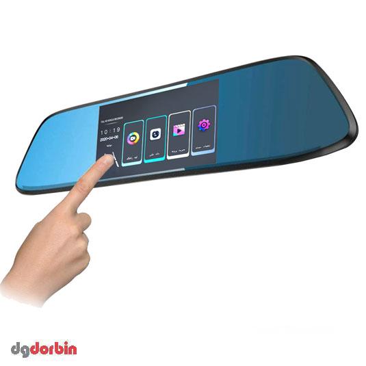 آینه-لمسی-خودرو