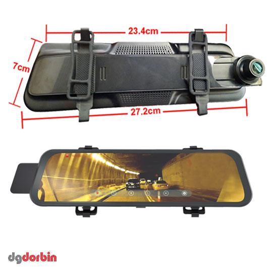 دوربین-خودرو-ده-اینچ